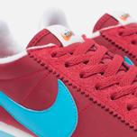 Мужские кроссовки Nike Classic Cortez Nylon Premium Stop Sign Varsity Red/Chlorine Blue фото- 5