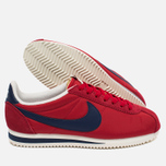 Мужские кроссовки Nike Classic Cortez Nylon Varsity Red/Midnight Navy фото- 2