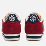 Мужские кроссовки Nike Classic Cortez Nylon Varsity Red/Midnight Navy фото- 4
