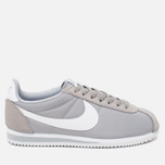 Nike Classic Cortez Nylon Wolf Men's Sneakers Grey/White photo- 0