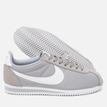 Nike Classic Cortez Nylon Wolf Men's Sneakers Grey/White photo- 2