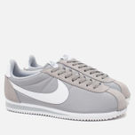 Nike Classic Cortez Nylon Wolf Men's Sneakers Grey/White photo- 1