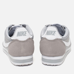 Nike Classic Cortez Nylon Wolf Men's Sneakers Grey/White photo- 3