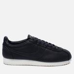 Мужские кроссовки Nike Classic Cortez Premium QS TZ Black/Black/White фото- 0