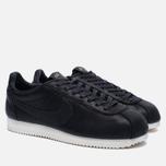 Мужские кроссовки Nike Classic Cortez Premium QS TZ Black/Black/White фото- 2