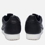 Мужские кроссовки Nike Classic Cortez Premium QS TZ Black/Black/White фото- 3