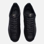 Мужские кроссовки Nike Classic Cortez Premium QS TZ Black/Black/White фото- 4