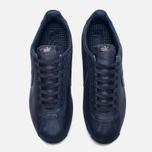 Мужские кроссовки Nike Classic Cortez Premium QS TZ Navy/White фото- 4