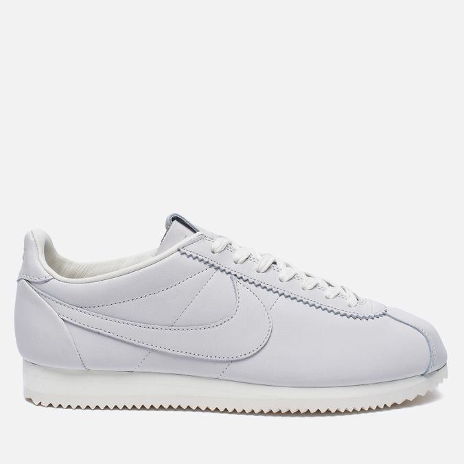 Мужские кроссовки Nike Classic Cortez Premium QS TZ White