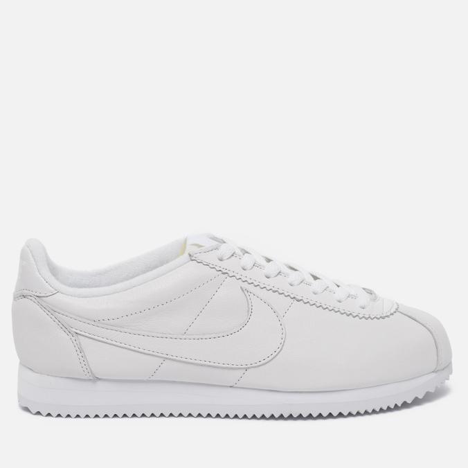 Мужские кроссовки Nike Classic Cortez Premium White