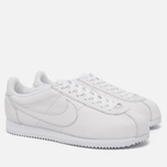 Мужские кроссовки Nike Classic Cortez Premium White фото- 1