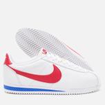 Мужские кроссовки Nike Classic Cortez Premium White Varsity/Red фото- 2