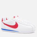 Мужские кроссовки Nike Classic Cortez Premium White Varsity/Red фото- 1