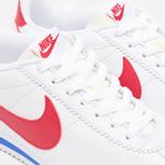 Мужские кроссовки Nike Classic Cortez Premium White Varsity/Red фото- 4