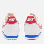Мужские кроссовки Nike Classic Cortez Premium White Varsity/Red фото- 3
