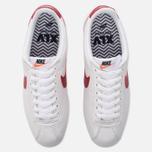 Мужские кроссовки Nike Classic Cortez SE White/Varsity Red/Varsity Royal фото- 4