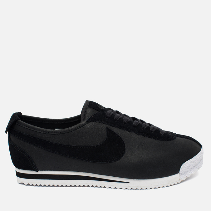 Мужские кроссовки Nike Cortez 1972 Black/White