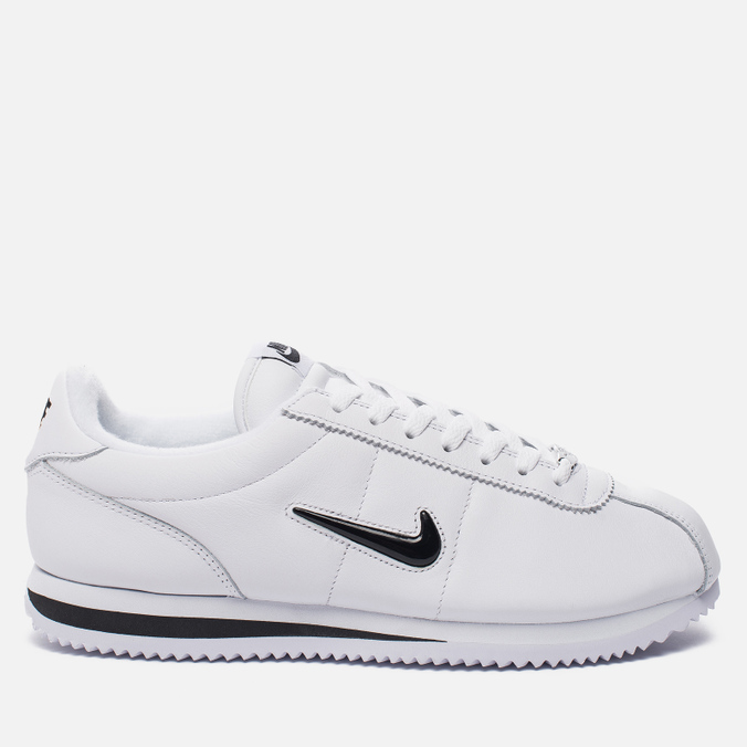 Мужские кроссовки Nike Cortez Basic Jewel QS TZ White/Black