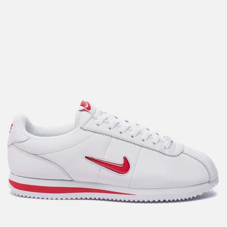 Мужские кроссовки Nike Cortez Basic Jewel QS TZ White/University Red