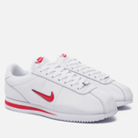 Мужские кроссовки Nike Cortez Basic Jewel QS TZ White/University Red фото- 2