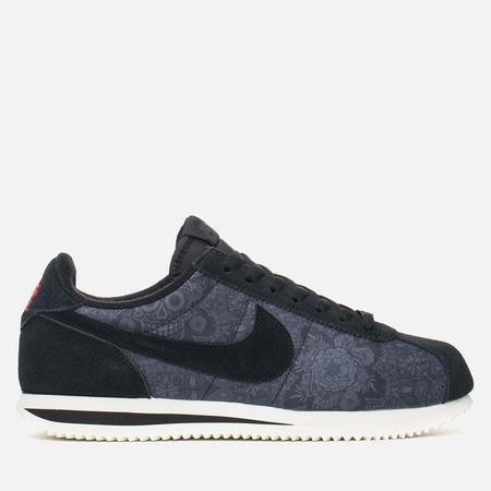 Nike Cortez Basic Premium QS Day of the Dead Men's Sneakers Black