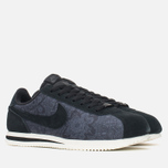 Мужские кроссовки Nike Cortez Basic Premium QS Day of the Dead Black фото- 1