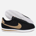 Nike Cortez Basic Premium QS Men's Sneakers Black/Desert Camo photo- 2