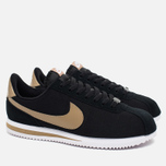 Nike Cortez Basic Premium QS Men's Sneakers Black/Desert Camo photo- 1