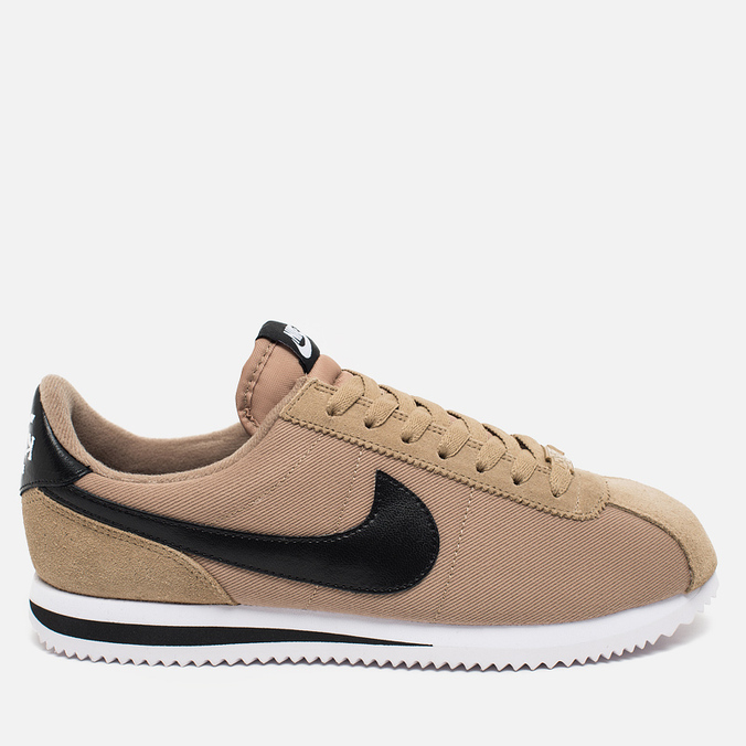 Мужские кроссовки Nike Cortez Basic Premium QS Desert Camo/Black/White