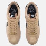 Мужские кроссовки Nike Cortez Basic Premium QS Desert Camo/Black/White фото- 4