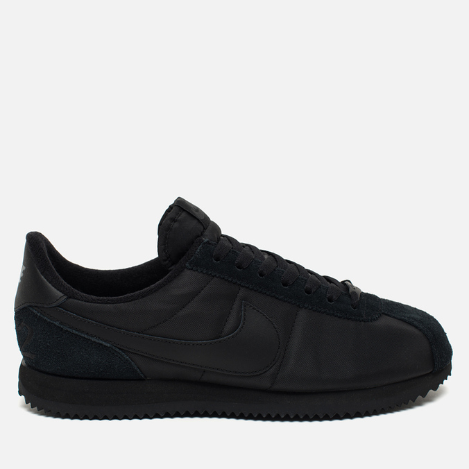 Мужские кроссовки Nike Cortez Basic QS 1972 Black/Anthracite