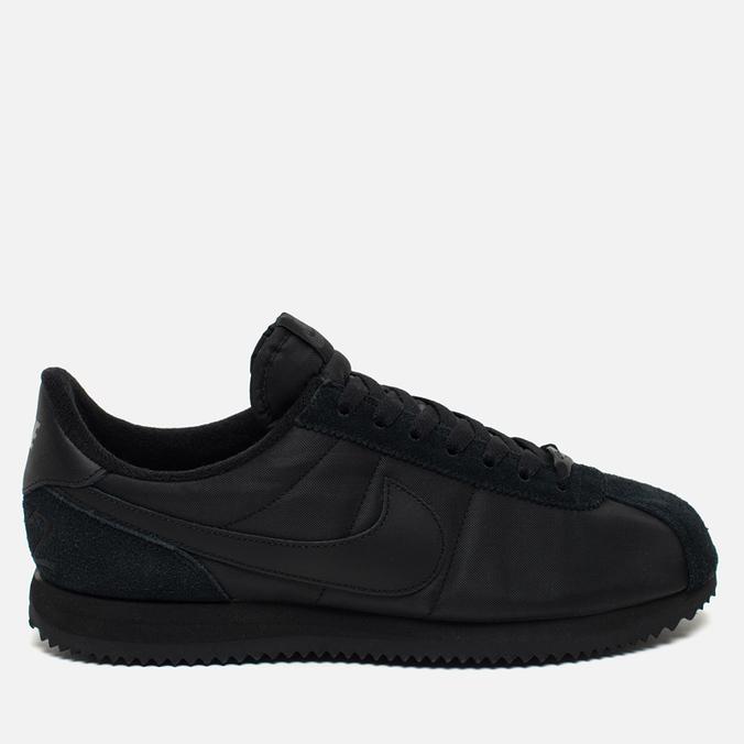 Nike Cortez Basic QS 1972 Men's Sneakers Black/Anthracite