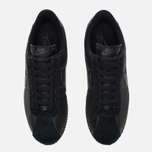 Мужские кроссовки Nike Cortez Basic QS 1972 Black/Anthracite фото- 4