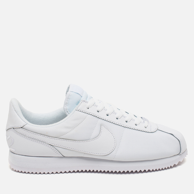 Мужские кроссовки Nike Cortez Basic QS 1972 Triple White