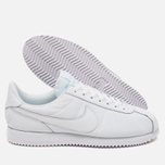 Мужские кроссовки Nike Cortez Basic QS 1972 Triple White фото- 2
