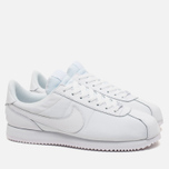 Мужские кроссовки Nike Cortez Basic QS 1972 Triple White фото- 1