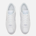 Мужские кроссовки Nike Cortez Basic QS 1972 Triple White фото- 4