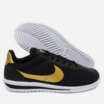 Мужские кроссовки Nike Cortez Ultra QS Black/Gold фото- 2