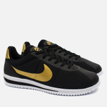 Мужские кроссовки Nike Cortez Ultra QS Black/Gold фото- 1
