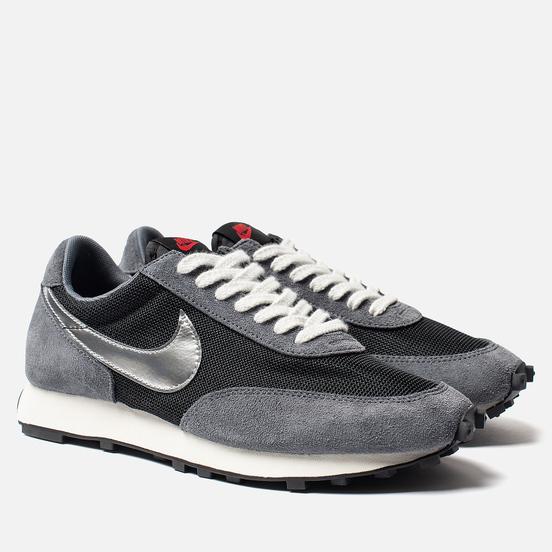 Мужские кроссовки Nike Daybreak SP Black/Metallic Silver/Dark Grey