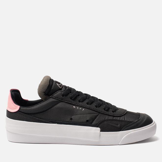 Мужские кроссовки Nike Drop Type Black/Pink Tint/White/Zinnia