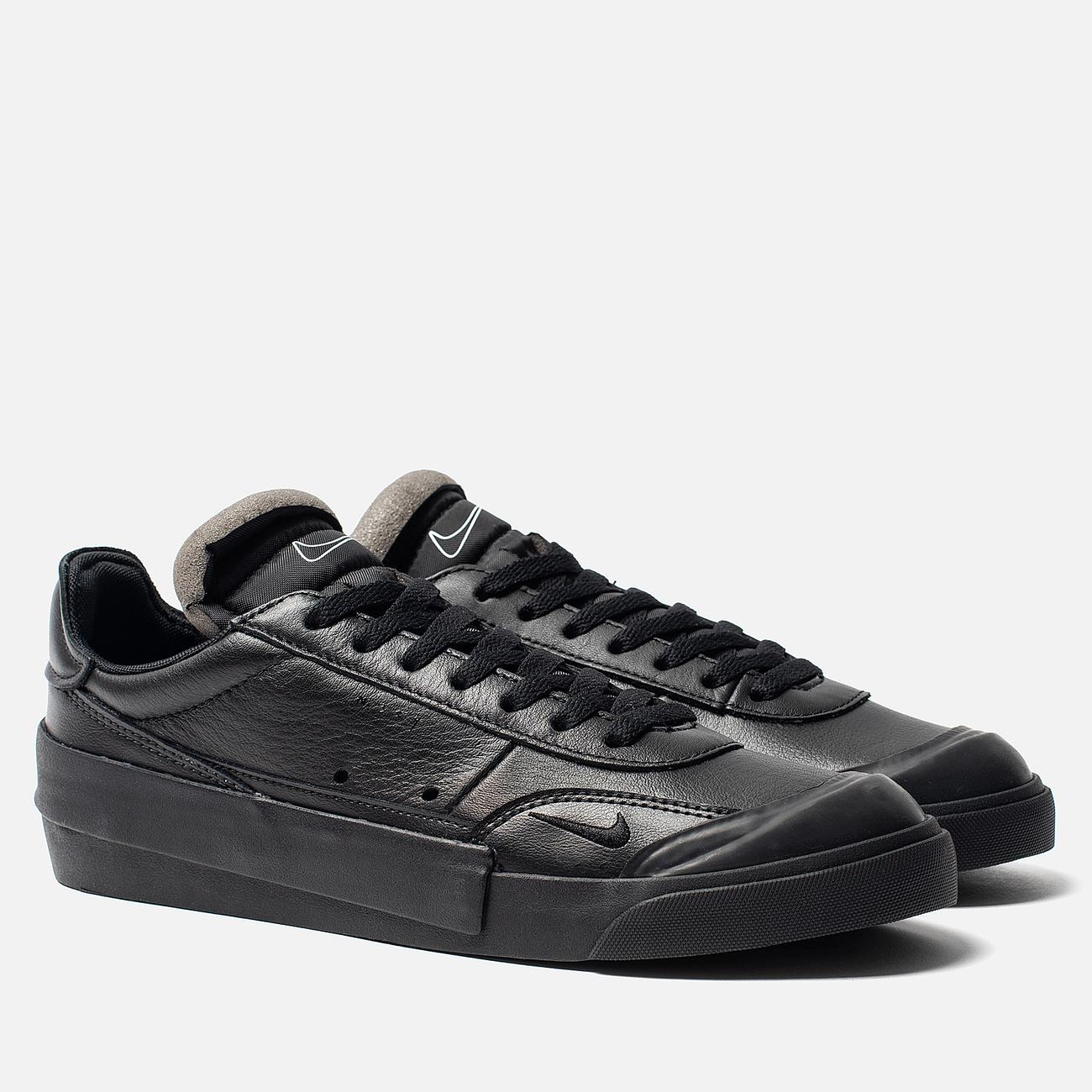 Кроссовки Nike Drop Type LX Premium Black/White
