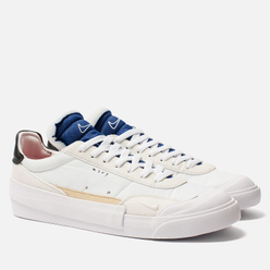 Мужские кроссовки Nike Drop Type Summit White/Black/White/Deep Royal Blue