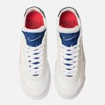 Мужские кроссовки Nike Drop Type Summit White/Black/White/Deep Royal Blue фото- 5