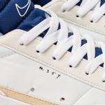 Мужские кроссовки Nike Drop Type Summit White/Black/White/Deep Royal Blue фото- 6
