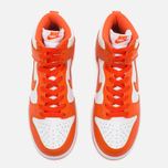 Мужские кроссовки Nike Dunk High Retro QS Syracuse White/Team Orange фото- 4