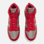 Мужские кроссовки Nike Dunk High UNLV Soft Grey/University Red фото- 3