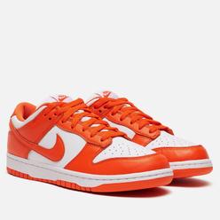 Мужские кроссовки Nike Dunk Low SP White/Orange Blaze