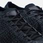 Мужские кроссовки Nike Flyknit Racer Triple Black фото - 3