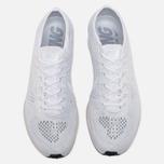 Мужские кроссовки Nike Flyknit Racer White/White/Sail/Pure Platinum фото- 4